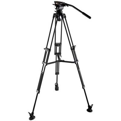 E-Image Tripod GH03 with GA752 and Mid Spreader Image