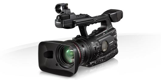 Canon XF305 1080 Camera Image