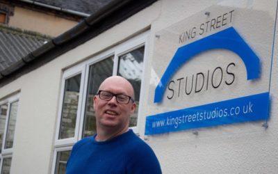 King Street Studio converts to Community Interest Company